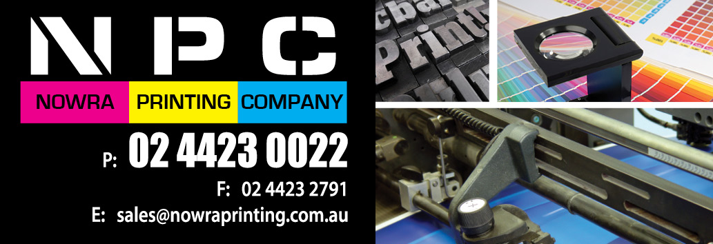 Nowra printing company servicing the shoalhaven nowra printing company reheart Image collections